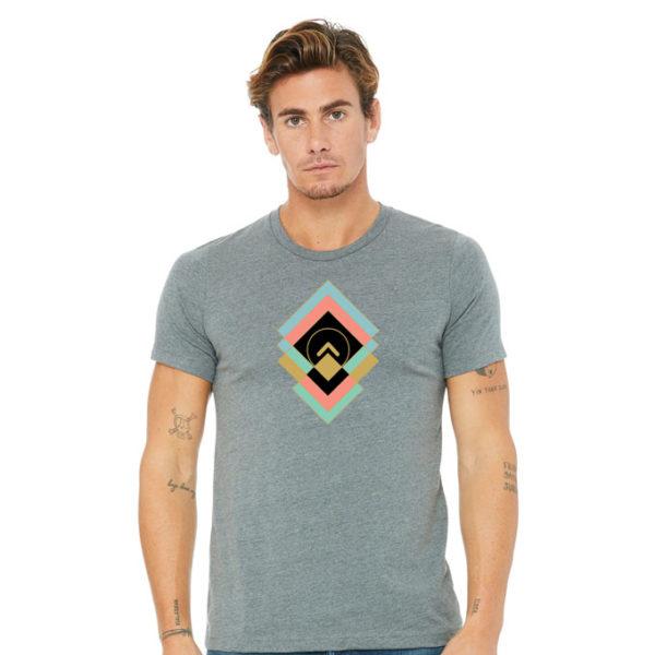 Upstate Heather Gray T-Shirt