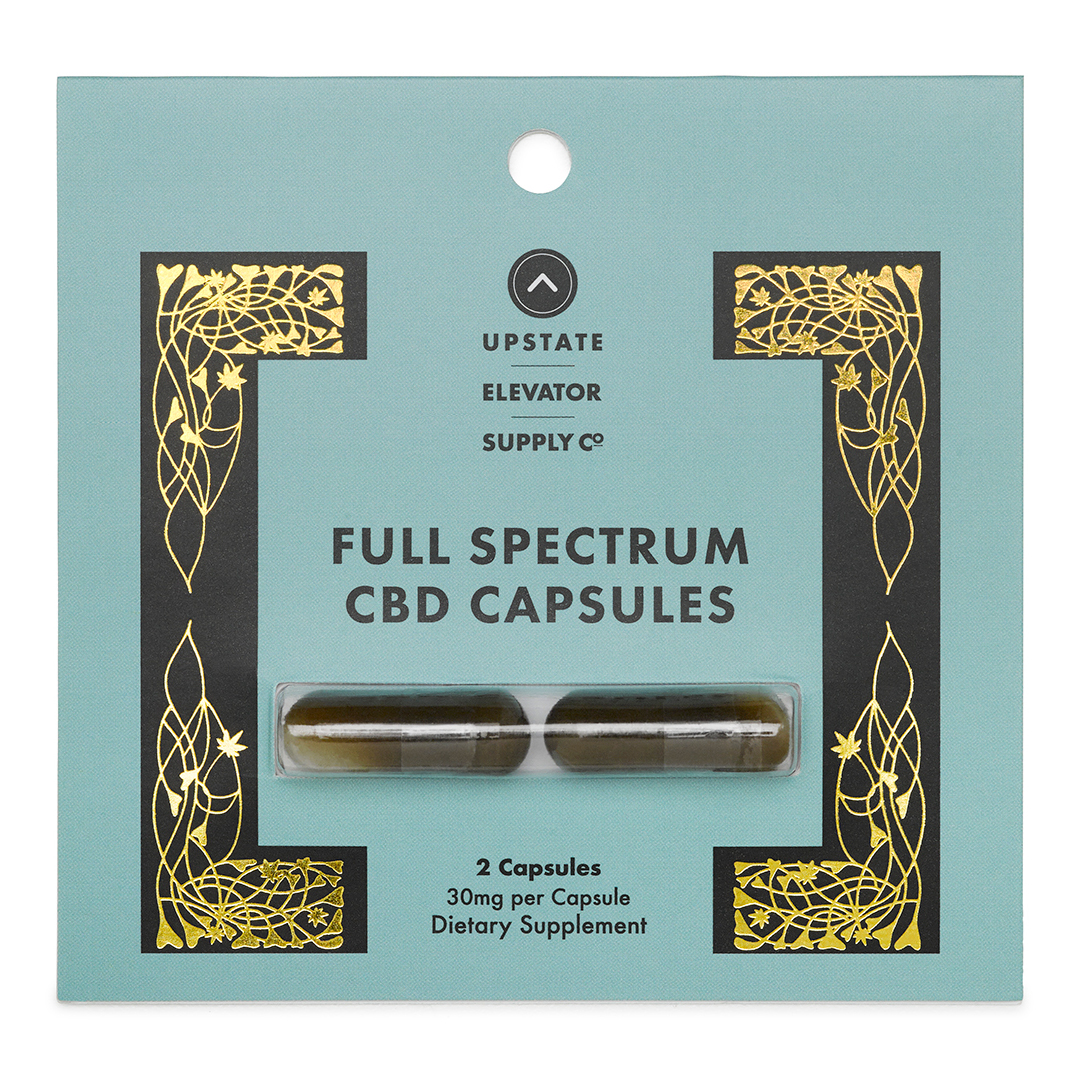 Full Spectrum CBD Blister (30mg, 2qty)