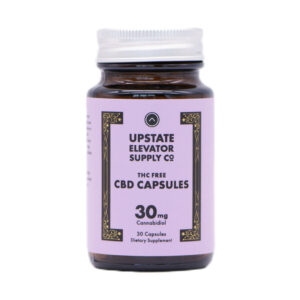30mg THC Free capsules front copy
