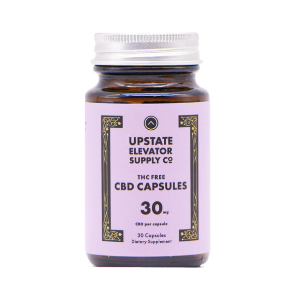 30mg no thc capsules