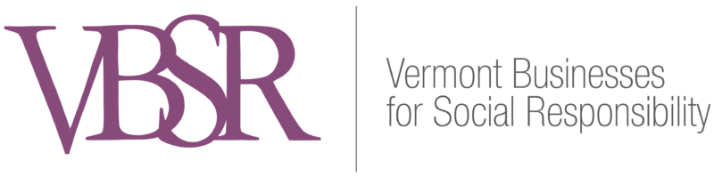 Vermont Business for Social Responsibility Logo