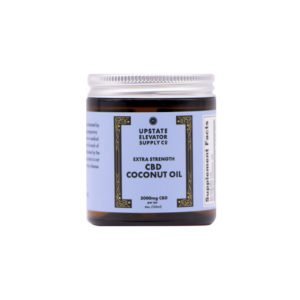 3000mg coconut oil