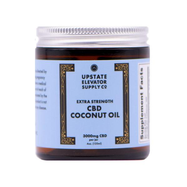 3000mg full spectrum coconut oil